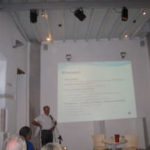 "From the consultation meeting at ""APOTHIKI"" Arts Center on 28.08.2011"