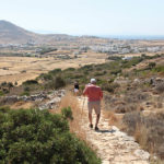 3 Hiking trails in Paros