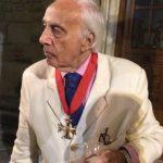 Paros honours A.J. Polyzoides