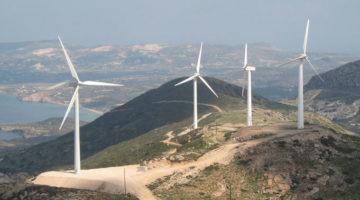 New wind turbines on Paros – Summary of basic information