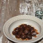 Karavoli (snails) Stew