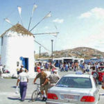 The future of Parikia seafront