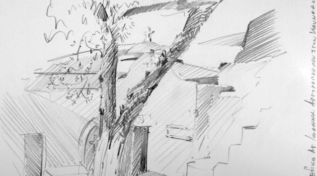 Η Δομή ενός Μοναστηρίου
