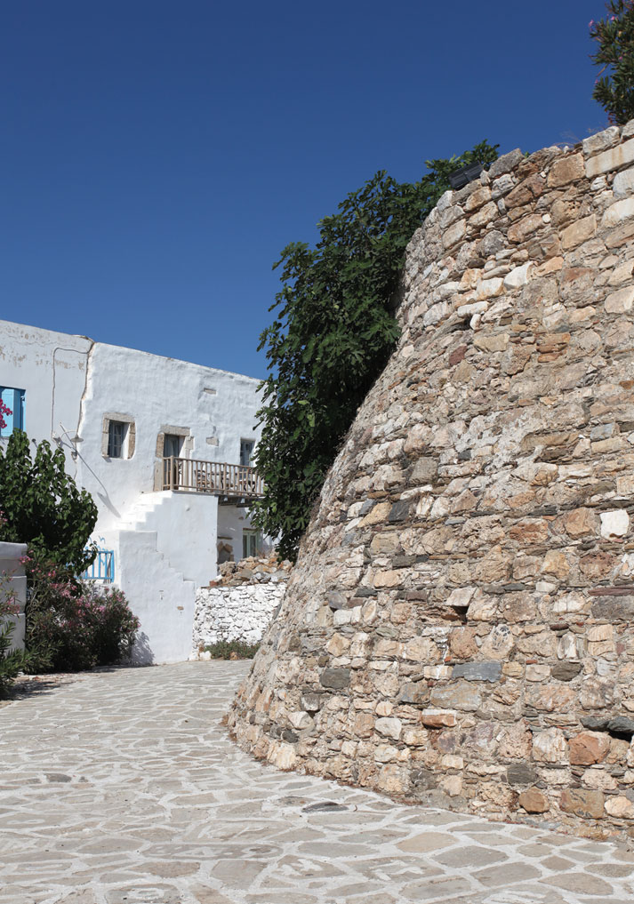 Friends of Paros Bulletin no. 17 – Summer 2018