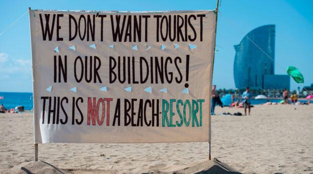 Top de tourisme tue le tourisme