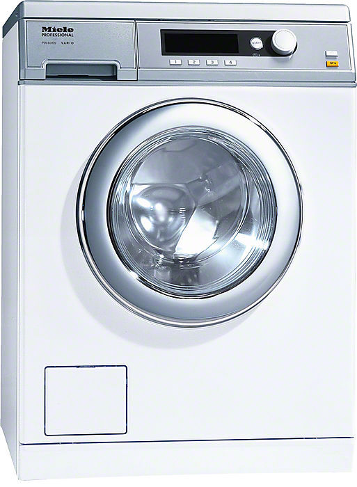 Professional washing machine