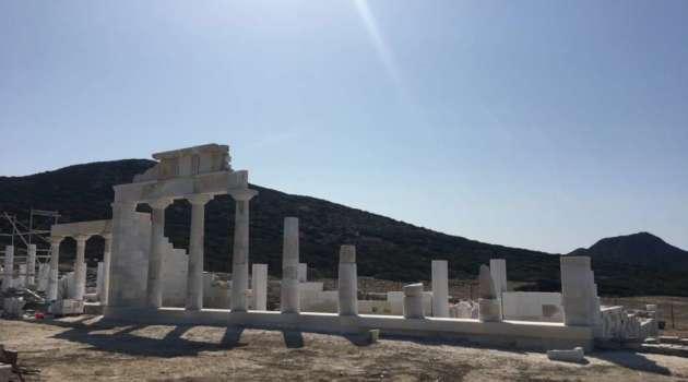 sanctuary of Apollo Despotiko