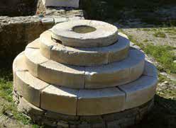 circular monument Krios Paros