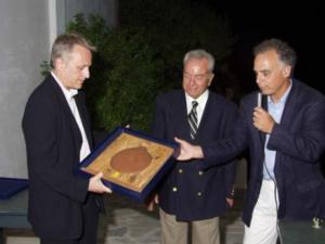 2003 - κ. Α. Ποπολάνος, Γεωπόνος και Οινολόγος, για τη συμβολή του στην ανάδειξη των παριανών κρασιών ΟΠΑΠ, (ονομασίας προελεύσεως ανωτέρας ποιότητος), καθιστώντας τα «πρέσβεις της Πάρου ανά τον κόσμο».