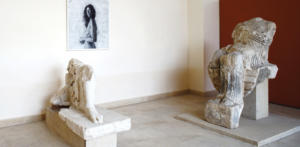 """Reflections of Origin"" at Archeological Museum Paros"