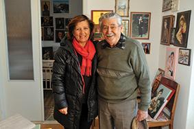Vassilis Skaramangas, Anna Kagani